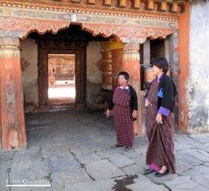 Bumthang, Chokhor