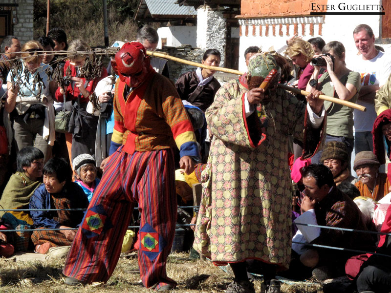 Bumthang, festival