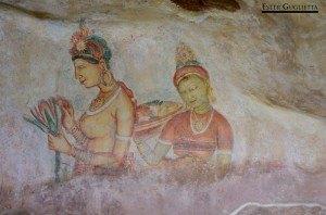 Sigiriya, Roca Sagrada