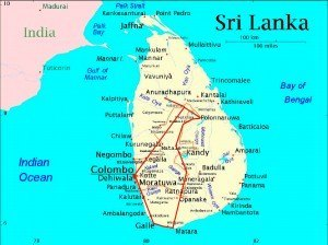 Sri-Lanka-mapa