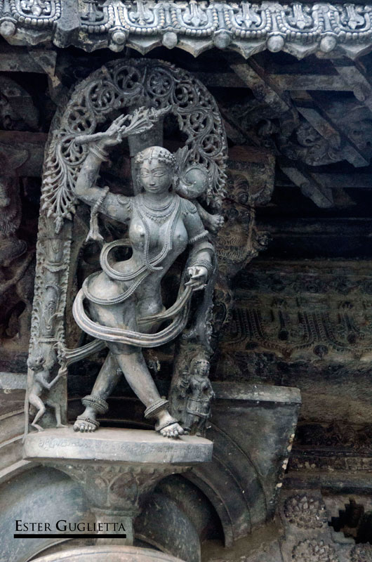 a India, Karntaka, Belur, Halebid