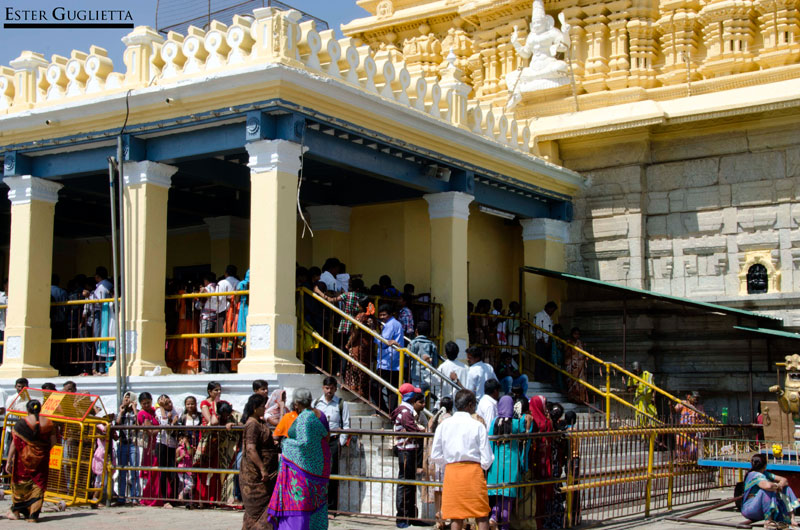La India, Karnatake, Mysore