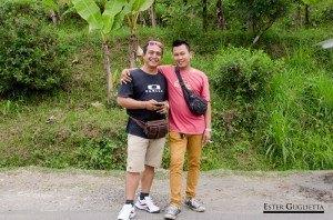 Asia, Bali, Munduk, Jatiluwih, Lago Bratan, Lago Tamblingan, Lago Buyan