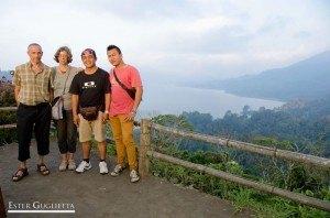 Asia, Bali, Munduk, Jatiluwih, Parvati, Lago Tambligan, Lago Bratan