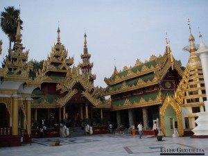 Yangong, Shwedagon