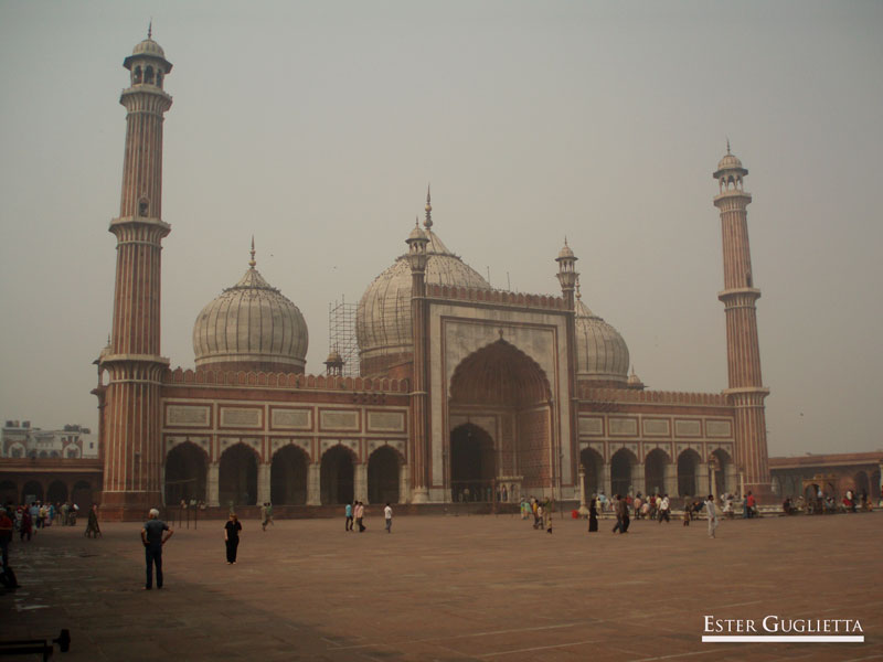 La India, Delhi