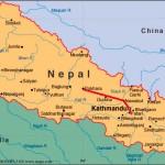 Mapa-nepal