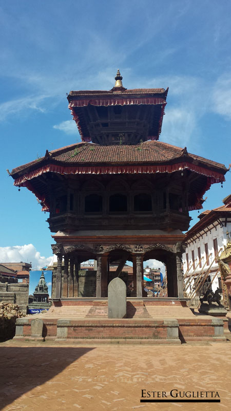 Kathmandu, Terremoto