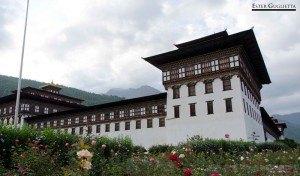 Trashi Chhoe Dzong, Thimphu