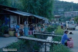 Punakha Dzong, Monasterio
