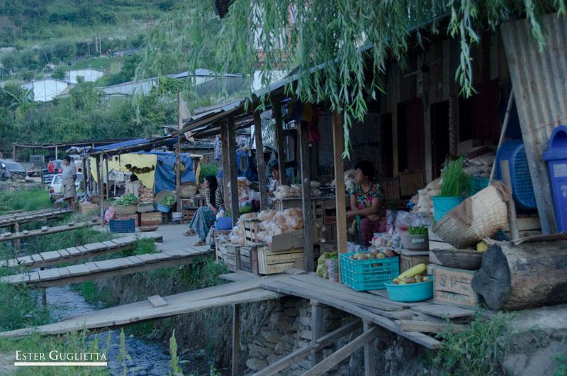 Mercado de Metshina