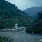 Paisaje camino a Khoma