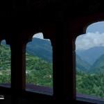 Desde Lhuentse Dzong
