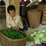 Mercado de Trongsa