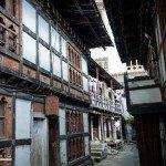 Thimphu casas antiguas