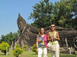 En el Parque de Buda