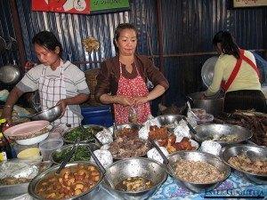 Mercado de Talat Sao