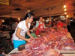Mercado de Vientián
