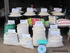 Puesto de arroz