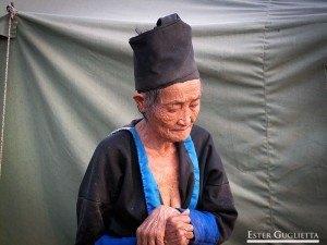 La abuela de Khamphone