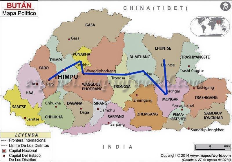 Bhutan-Political