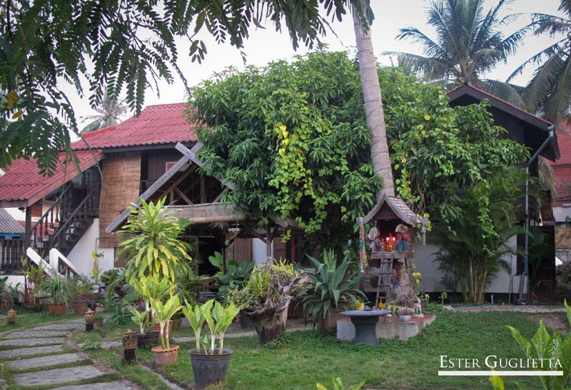 Spa Garden, preciosa casa para darse un masaje