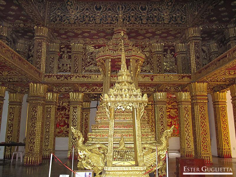 En el Wat Ho Pha Bang