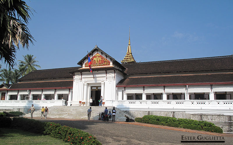 Museo Nacional de Luang Prabang