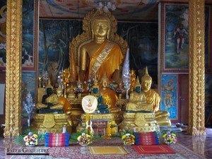 Buda en Wat Luang