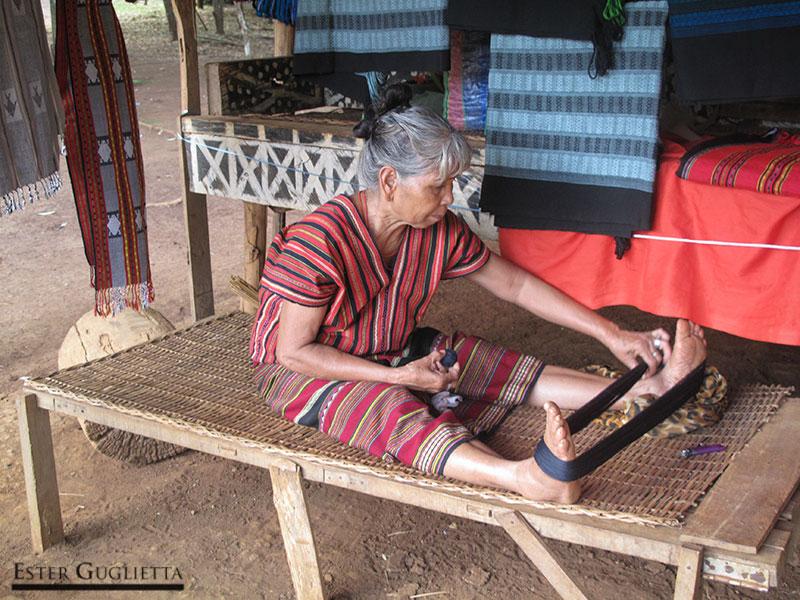 En el poblado museo de Phaxuam Resort