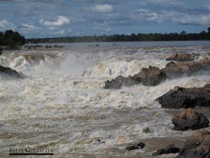 Cataratas de Khone Phapeng