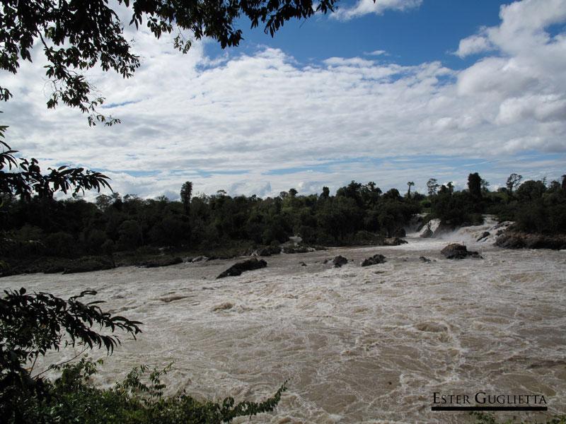 Cataratas de Khone Phaphen