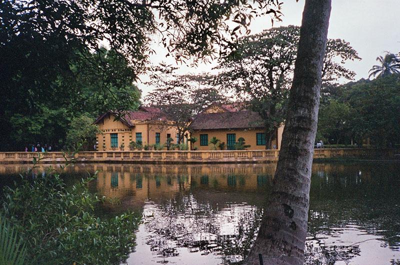 Casa de Ho Chi Minh, Casa Zancuda