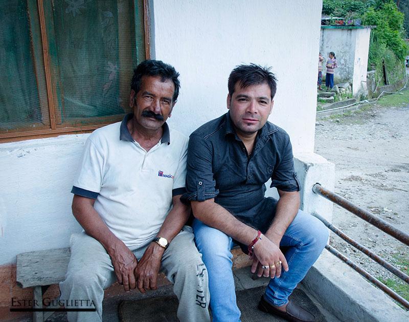 Negi y Mayank
