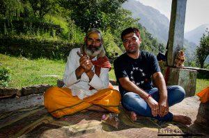 Mahatma Bhayat y Mayank