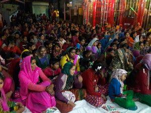 En el Shardeeya Navratras, foto de Pandit Sanjay