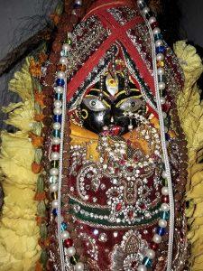 La diosa Kali, foto de Pandit Sanjay Bhatt