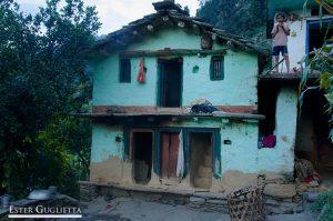 Casa en el barrio de los intocables