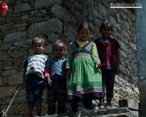Niños intocables