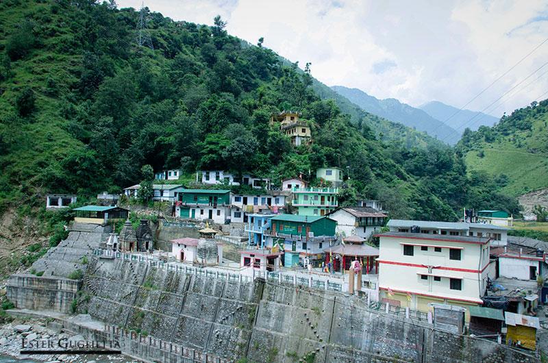 Kalimath y el templo