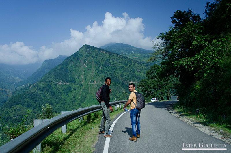 Heera Singh Negi y Mayank Bisht