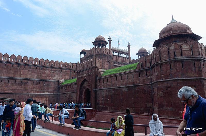 Fuerte Rojo Delhi