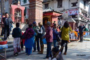 Swayambhunath, Durbar