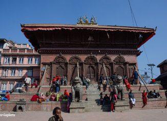 Swayambhunath, Thamel