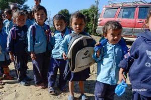 Gorkha, secondary scholl