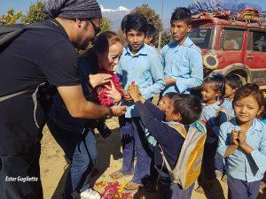 Gorkha, secondary schol