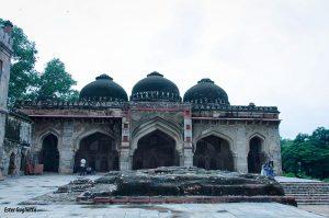 Delhi Jardines Lodhi