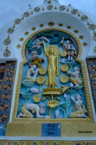 Fuerte Monasterio Tsemo