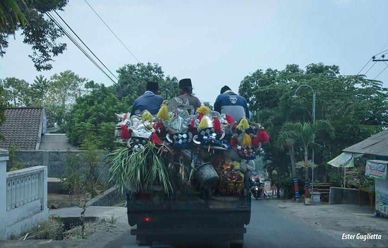 Yogyakarta, Tren